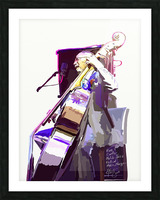 Ron Carter Picture Frame print