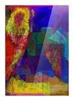 The Climber V2 Picture Frame print