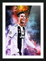 Cristiano Ronaldo Picture Frame print