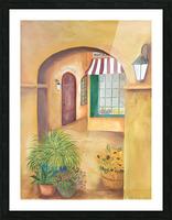 Boulangerie Picture Frame print
