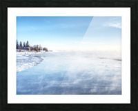 Sorel winter Picture Frame print