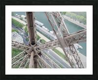 Tour Eiffel Picture Frame print
