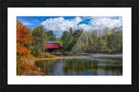 Amqui Pont Beausejour 2 Impression et Cadre photo