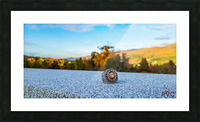 One for the Ring-- Autumn Picture Frame print