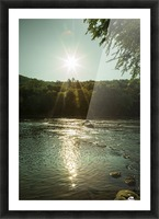 Sunlight Picture Frame print