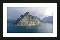 Lofoten 1 Picture Frame print