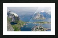 Lofoten 2 Picture Frame print