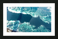 Whirlpools Picture Frame print