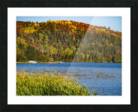 Lax Lake Mn Picture Frame print