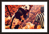 1982 Bo Jackson Tennessee Dive Picture Frame print