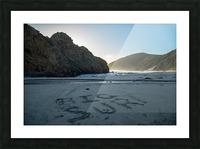 Big Sur Picture Frame print