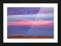 Light Banding Picture Frame print
