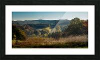 Missouri Morning Picture Frame print