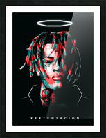 xxxtentacion Picture Frame print