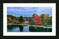 Barberton Veterans Memorial Picture Frame print