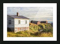 New Bonaventure Sunset Picture Frame print