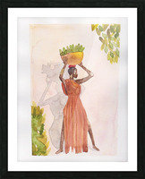 Vogue Picture Frame print