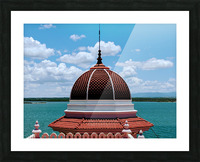 Cienfuegos IV Picture Frame print