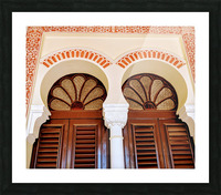 Cienfuegos II Picture Frame print