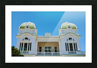 Cienfuegos I Picture Frame print