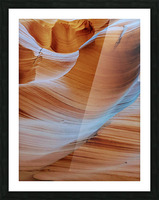 Ebb and Flow Picture Frame print