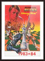1983 Milwaukee Bucks  Picture Frame print