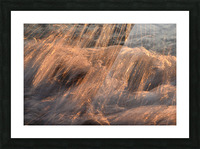 Lake Erie waves 7 Picture Frame print
