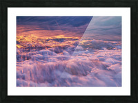 Lake Erie waves 3 Picture Frame print