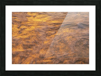 Lake Erie waves 1 Picture Frame print