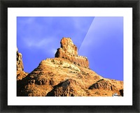 Sedona Red Rocks Picture Frame print