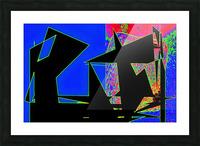 ComeTogetherOverME Picture Frame print