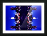 Lights47 Picture Frame print