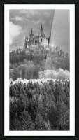 Hohenzollern Castle, Germany Picture Frame print