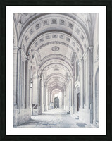 National Library of Malta, Valletta Picture Frame print