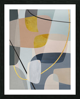Abstract Composition 1147 Picture Frame print