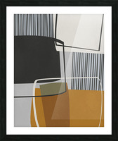 Abstract Composition 1146 Picture Frame print