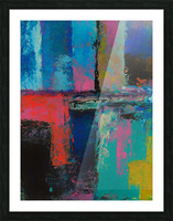 Abstract Composition 1141 Picture Frame print