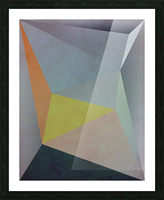 Abstract Composition 1137 Picture Frame print