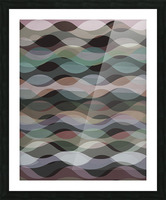 Abstract Composition 1127 Picture Frame print