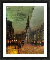 Blackman Street, London Picture Frame print