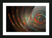 REDBONE Picture Frame print