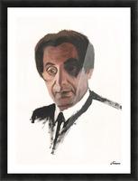 Al Pacino Picture Frame print