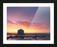 Martello Picture Frame print
