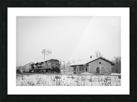 Napanee Station Picture Frame print