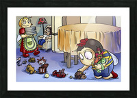 Toy Parade - Bugville Critters Picture Frame print