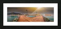 Panorama du quai de Perce Impression et Cadre photo