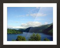 Pacific Northwest Splendor Picture Frame print