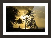 Paradise Dreams Picture Frame print