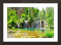 Beautiful Colorado Picture Frame print