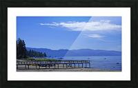 Spring at Lake Tahoe 1 of 7 Picture Frame print